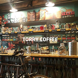 torry coffee