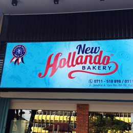 New Hollando Bakery