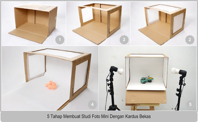 Studio Mini Kardus
